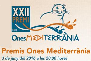 Premis Ones Mediterrània 2016