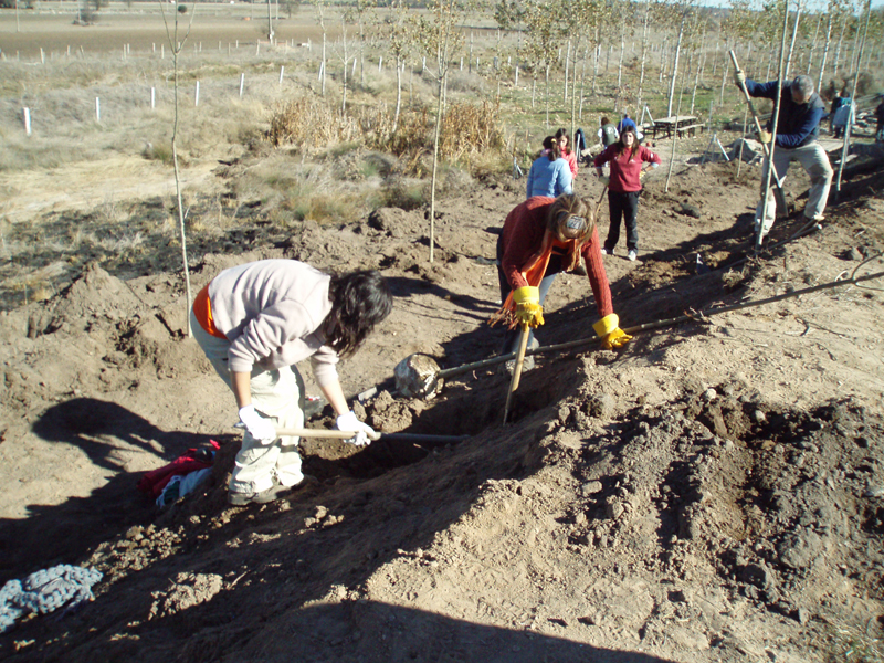Proyecto Fundación Tormes EB
