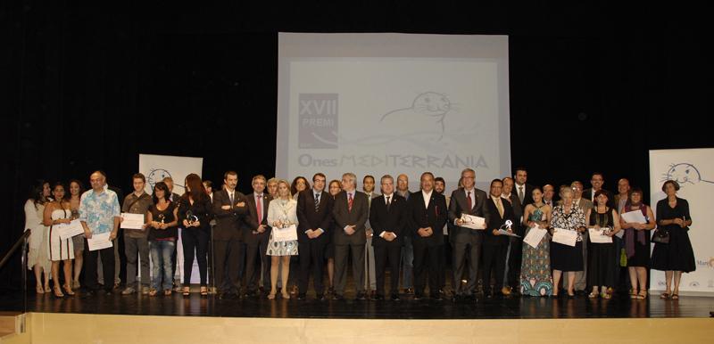 Premio Ones Mediterrània 2011